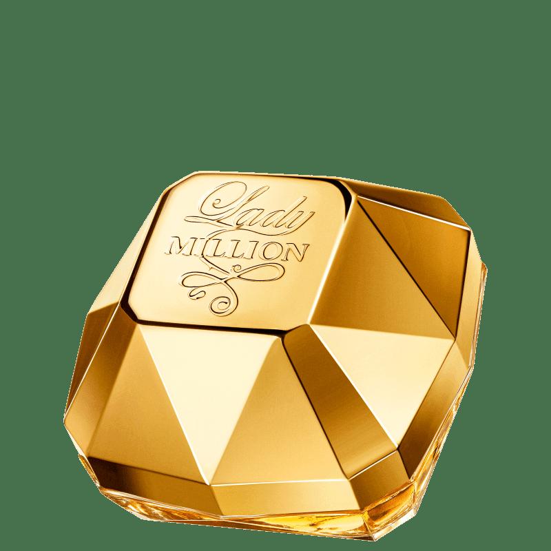 Lady Million Eau de Parfum Paco Rabanne - Perfume Feminino 50ml