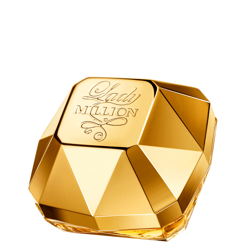 Lady Million Eau de Parfum Paco Rabanne - Perfume Feminino 80ml