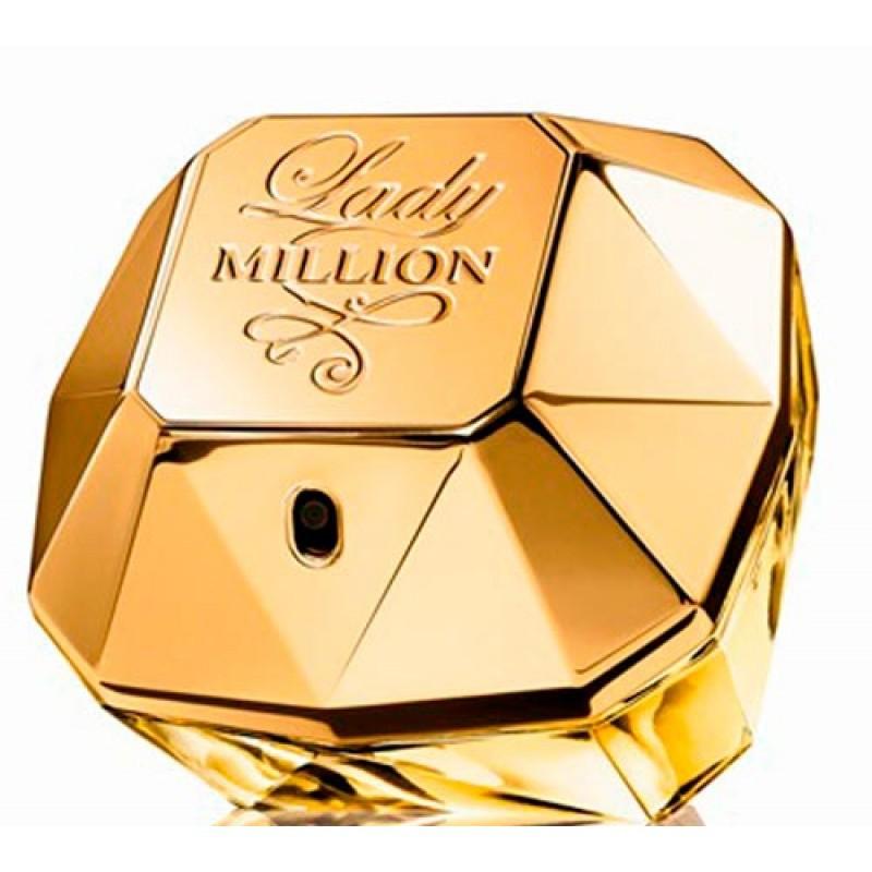 Lady Million Paco Rabanne Eau de Parfum - Perfume Feminino 30ml