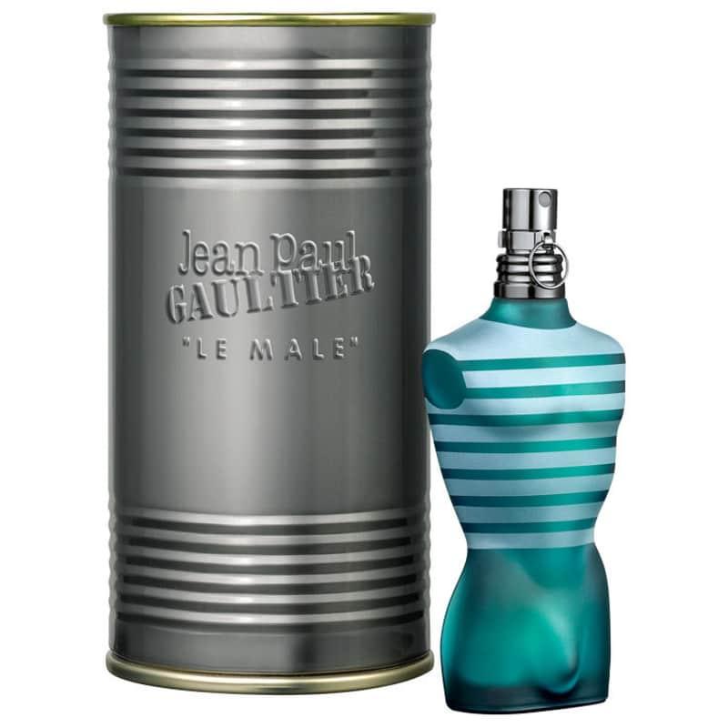 Le Male Eau de Toilette  Jean Paul Gaultier - Perfume Masculino 75ml