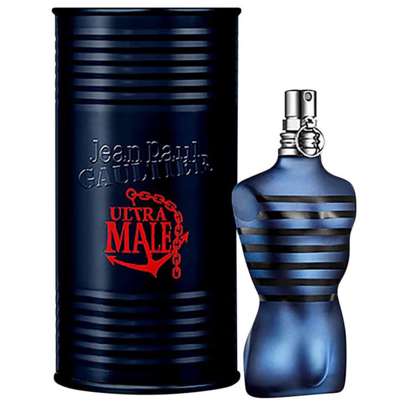 Le Male Ultra Eau de Toilette Jean Paul Gaultier - Perfume Masculino 40ml