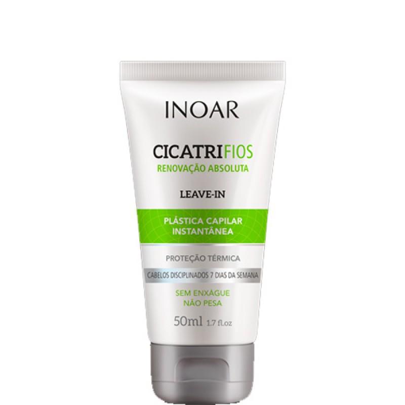 Leave In Inoar Cicatrifios Renovação Absoluta 50ml