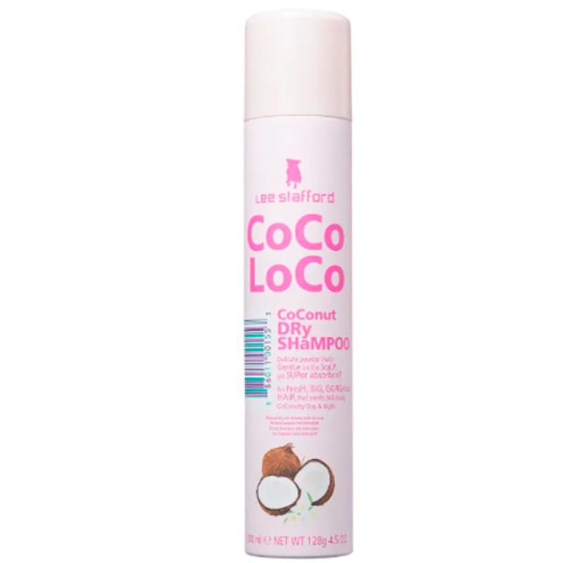 Lee Stafford Coco Loco Coconut - Shampoo a Seco 200ml