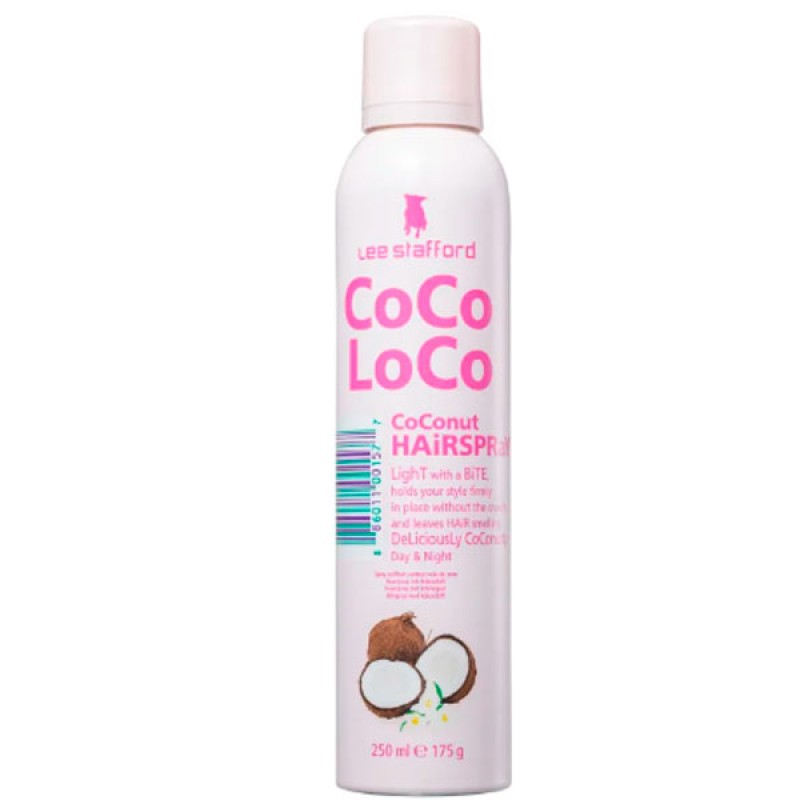 Lee Stafford Coco Loco Coconut - Spray Fixador 250ml