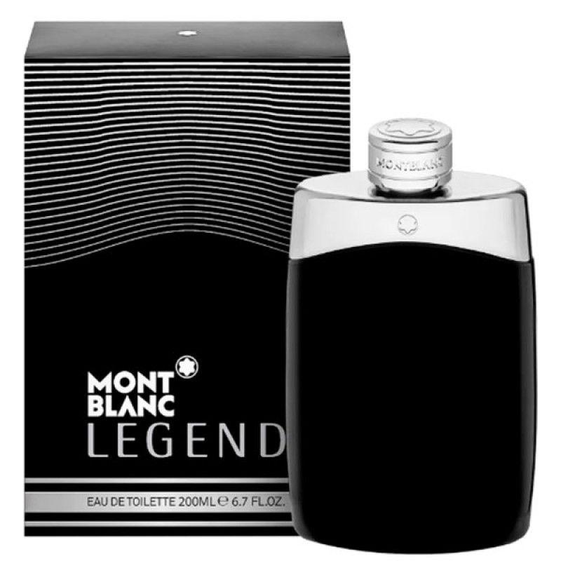 Legend Montblanc Eau de Toilette - Perfume Masculino 200ml