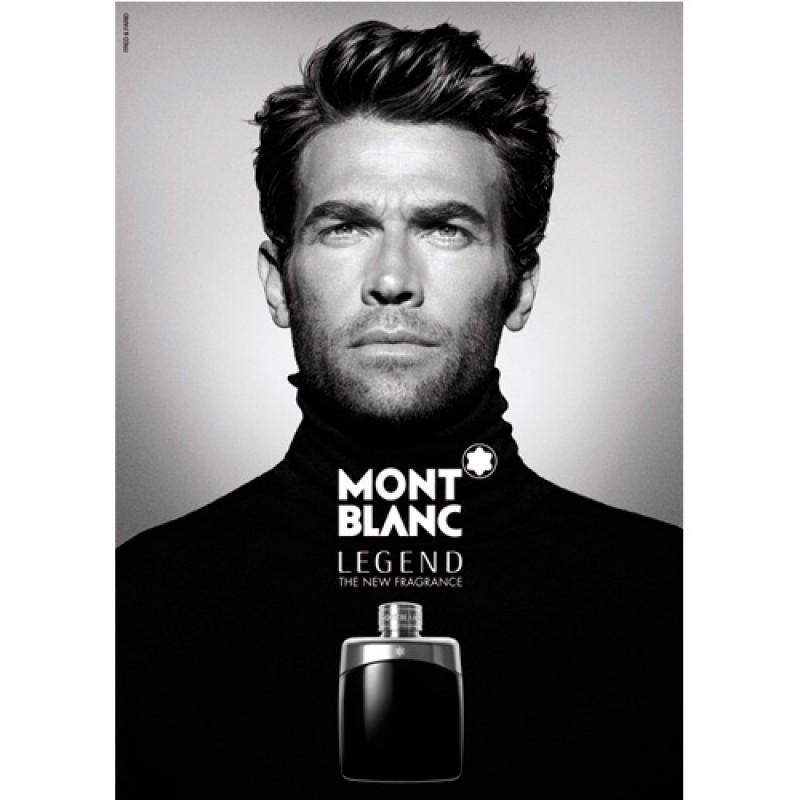 Legend Montblanc Eau de Toilette - Perfume Masculino 30ml