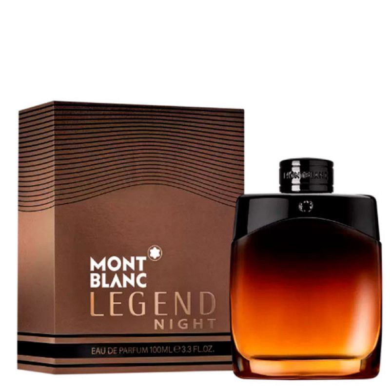 Legend Night Montblanc Eau de Parfum - Perfume Masculino 100ml