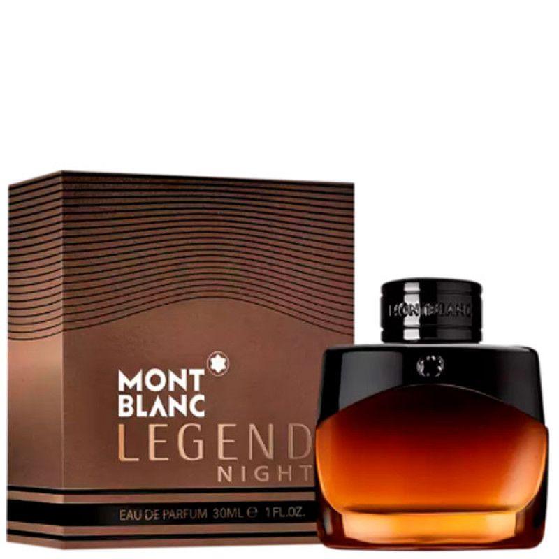 Legend Night Montblanc Eau de Parfum - Perfume Masculino 30ml
