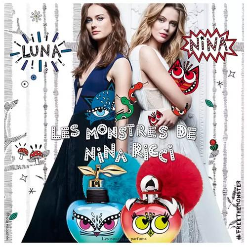 Les Monstres de Nina Nina Ricci Eau de Toilette - Perfume Feminino 50ml