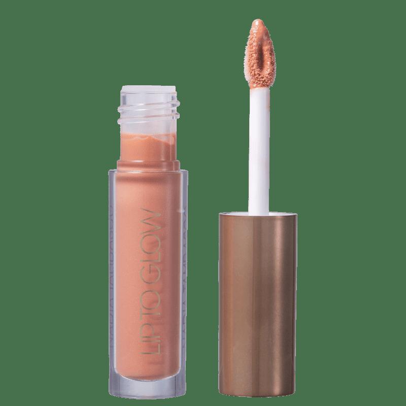 Lip To Glow Nude Night Nádia Tambasco by Océane - Brilho Labial Nude