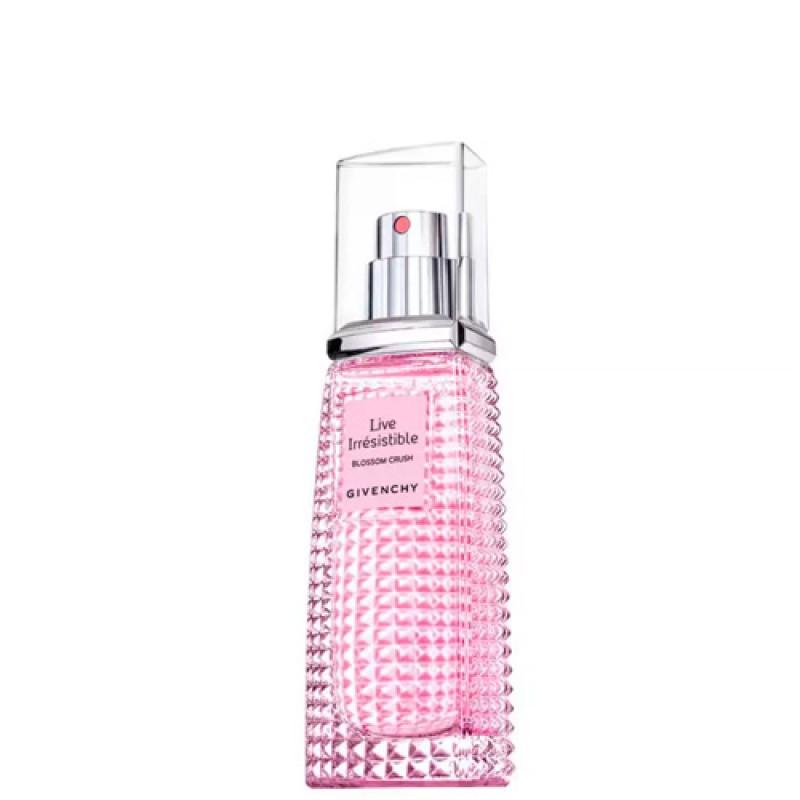 Live Irresistible Blossom Crush Givenchy Eau de Toilette - Perfume Feminino 30ml