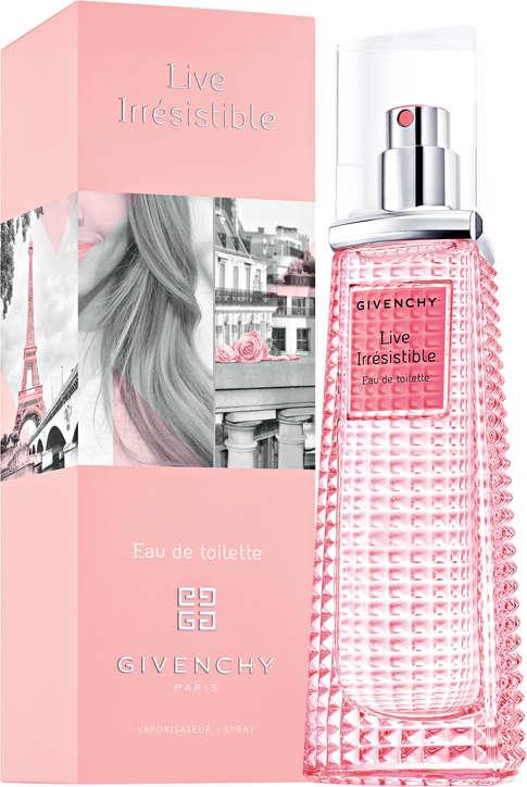 Live Irresistible Eau de Toilette Givenchy ? Perfume Feminino 75ml