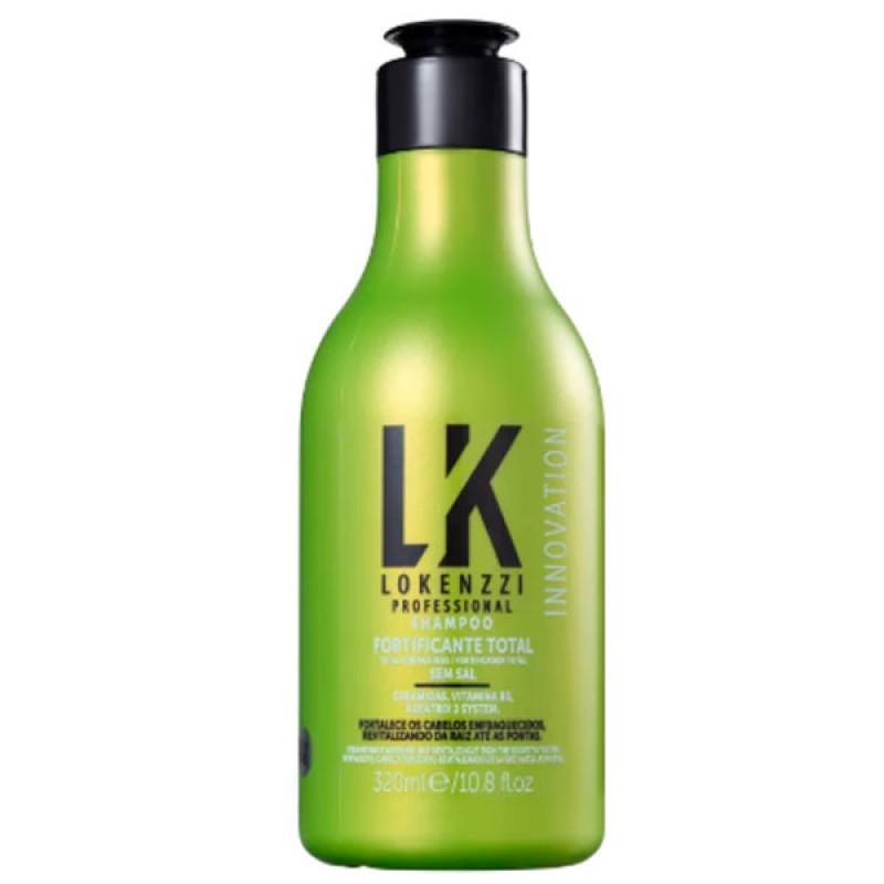 Lokenzzi Fortificante Total - Shampoo 320ml
