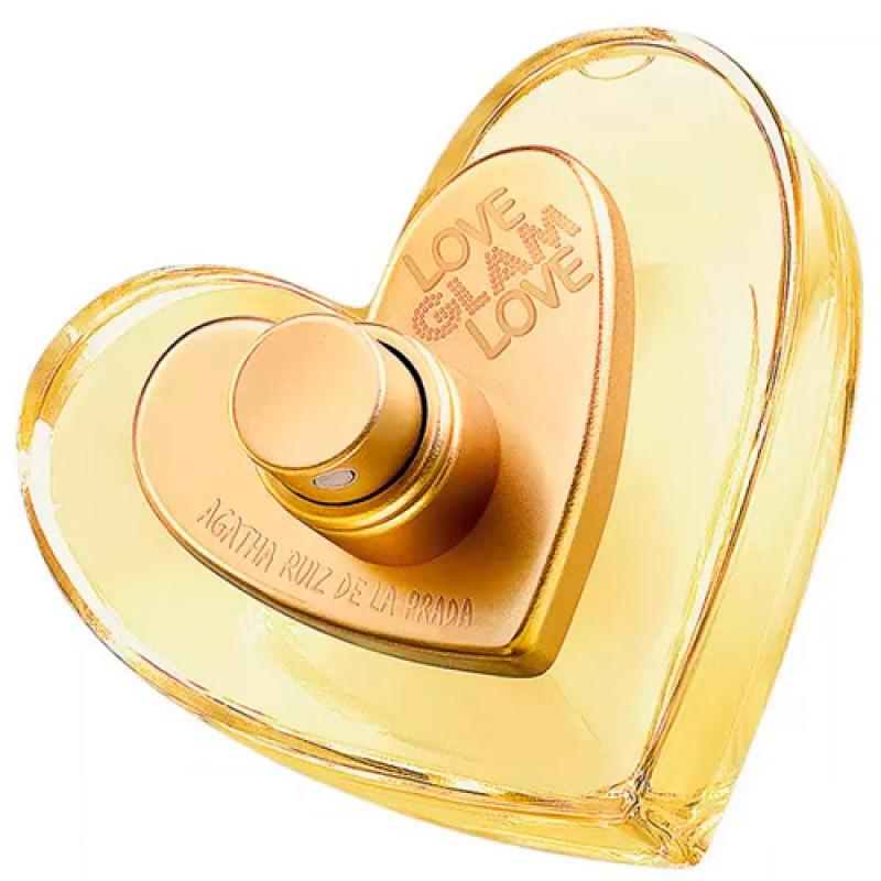 Love Glam Love Agatha Ruiz de La Prada Eau de Toilette - Perfume Feminino 30ml