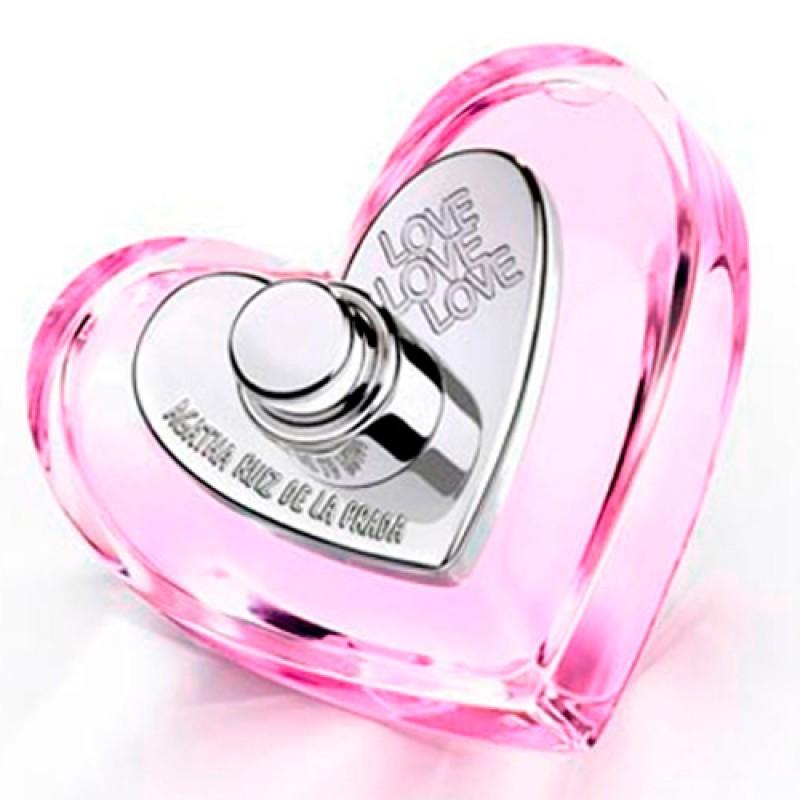 Love Love Love Agatha Ruiz de La Prada Eau de Toilette - Perfume Feminino 80ml