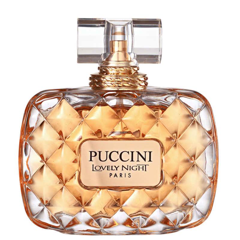 Lovely Night Eau de Parfum Puccini - Perfume Feminino 100ml