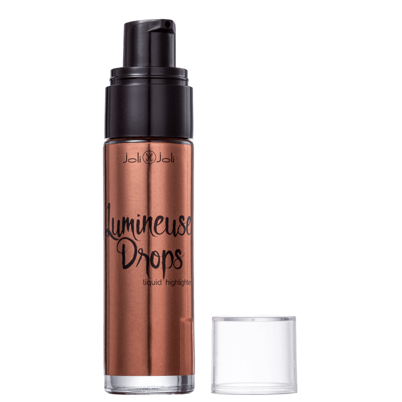 Lumineuse Drops Joli Joli - Iluminador Facial e Corporal Bronze
