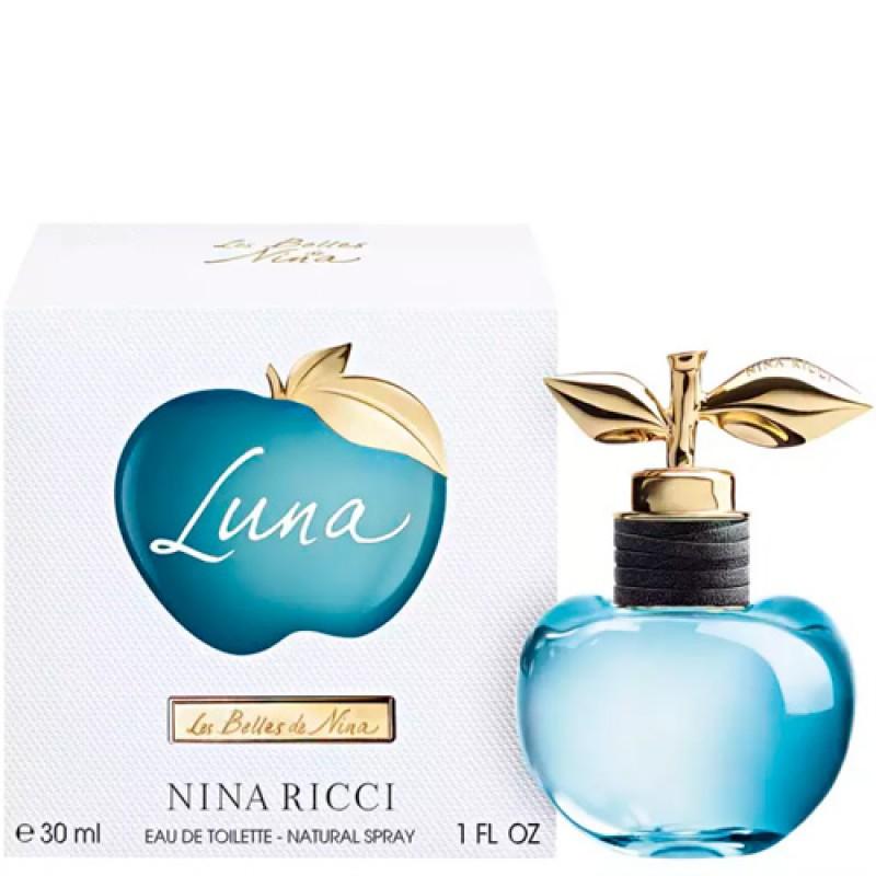 Luna Nina Ricci Eau de Toilette - Perfume Feminino 50ml