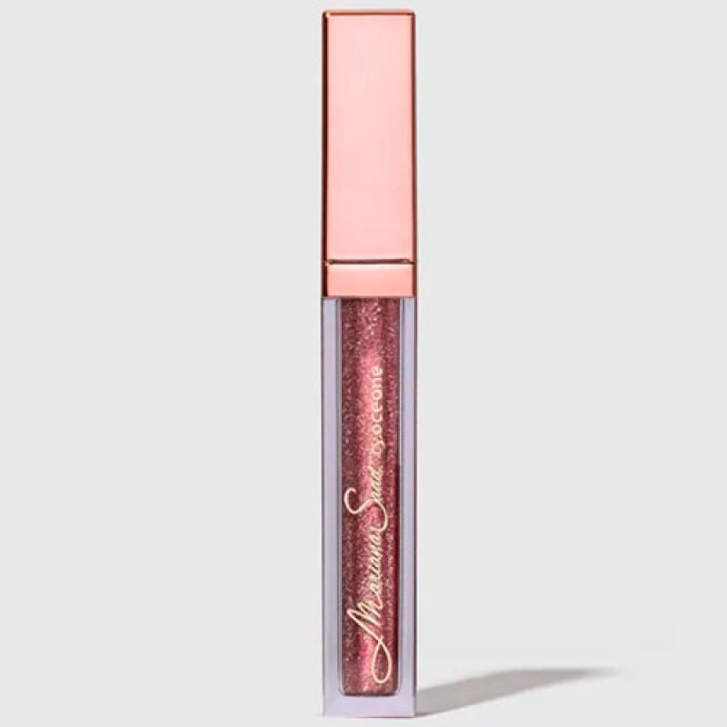 Mariana Saad Liquid Eyeshadow Shine e Glow Ruby - Sombra Líquida Rubi 4,2g