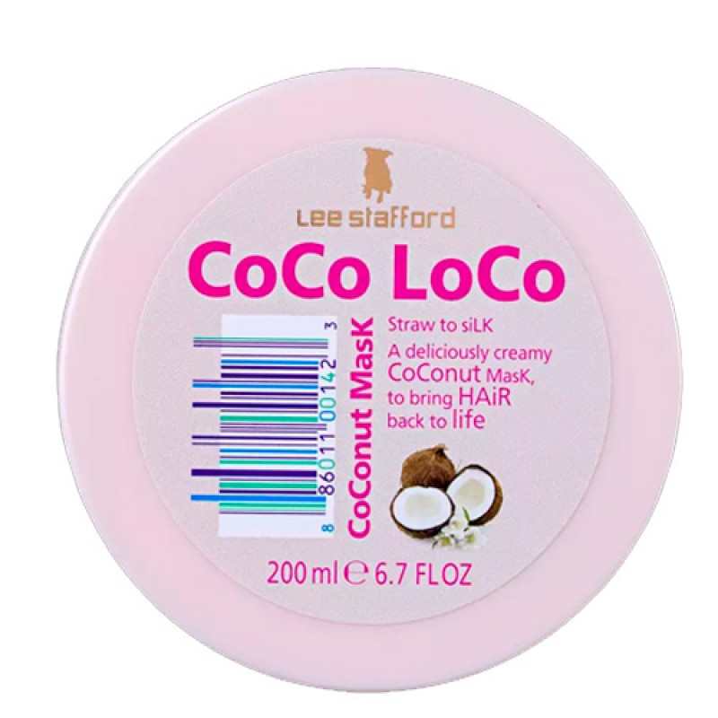 Máscara Capilar Coco Loco Lee Stafford - 200ml