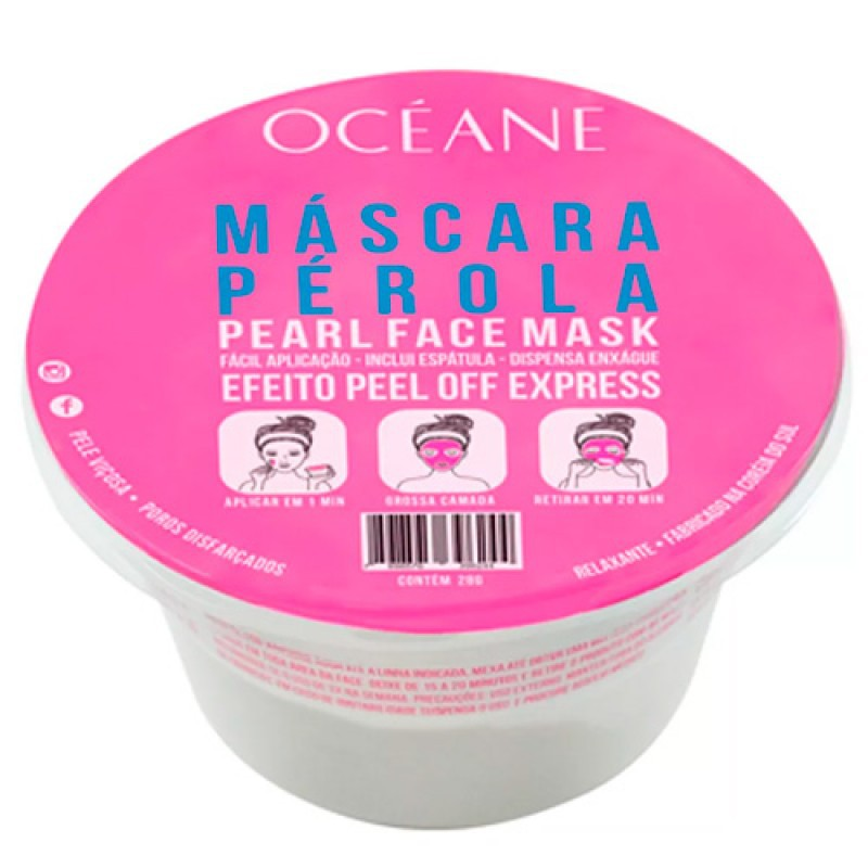 Máscara Facial Pérola Oceane Femme