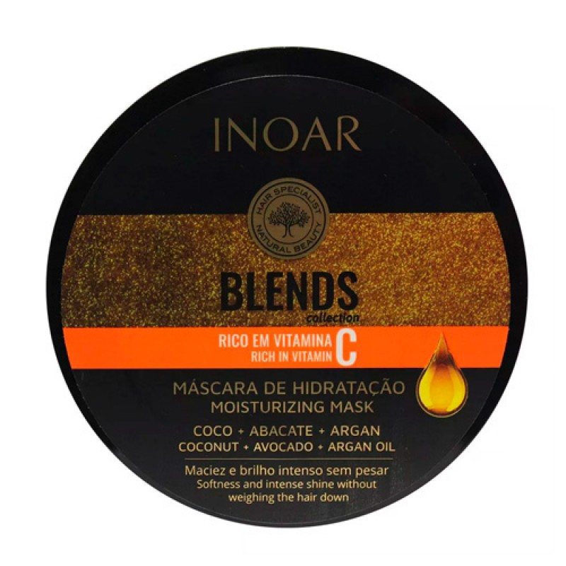 Máscara Inoar Blends Colection 250g