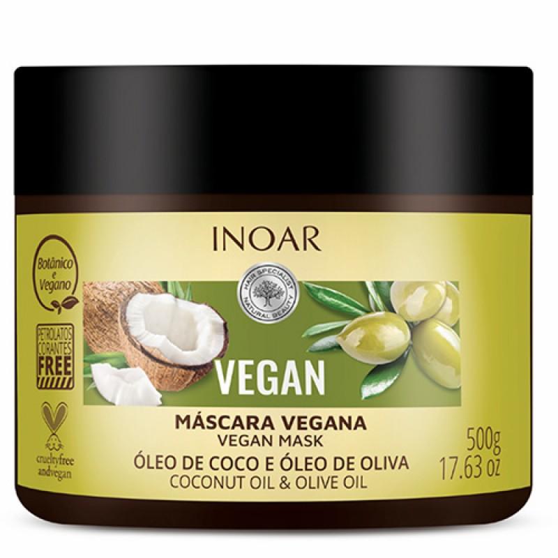 Máscara Inoar Vegan 500g