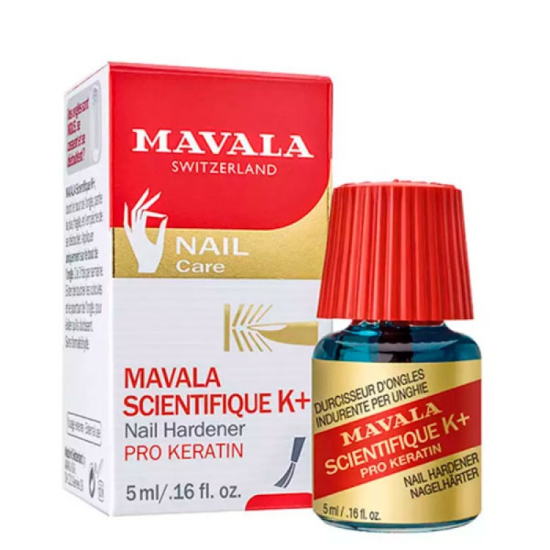 Mavala Scientifique K+ - Endurecedor para Unhas 5ml