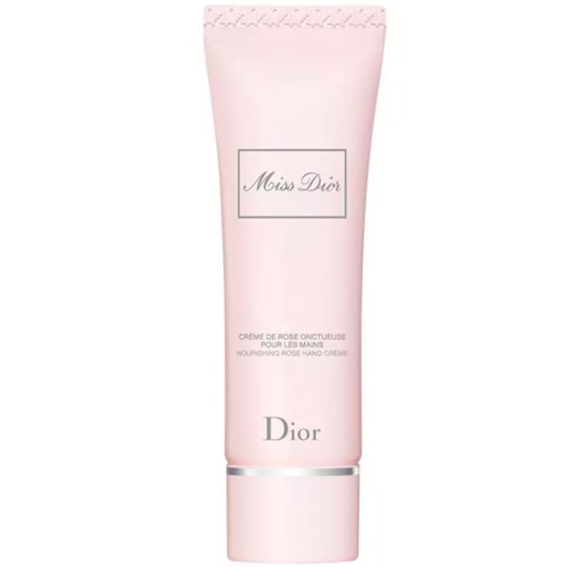 Miss Dior Nourishing Rose - Creme Hidratante para as Mãos 50ml