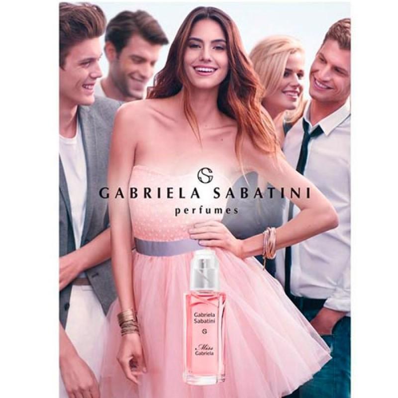 Miss Gabriela Sabatini Eau de Toilette - Perfume Feminino 30ml