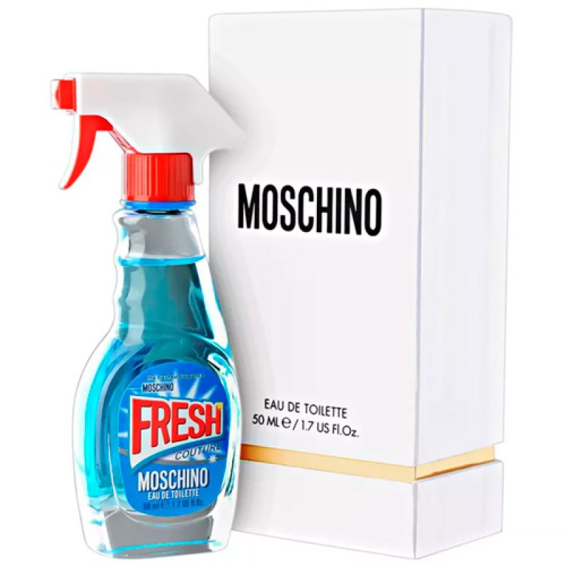 Moschino Fresh Couture Eau de Toilette - Perfume Feminino 100ml