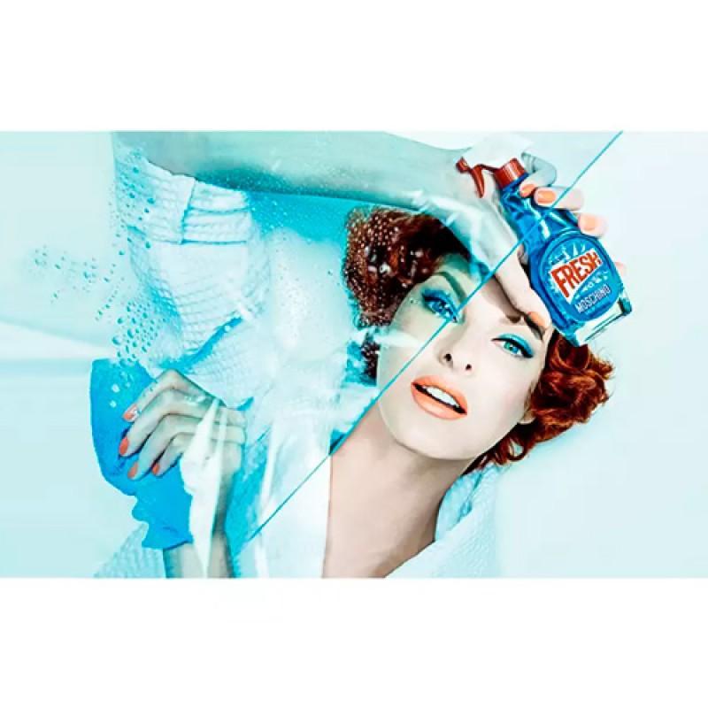 Moschino Fresh Couture Eau de Toilette - Perfume Feminino 50ml