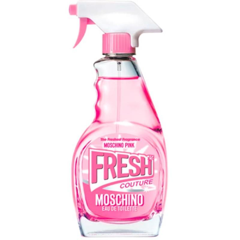 Moschino Pink Fresh Couture Eau de Toilette - Perfume Feminino 100ml