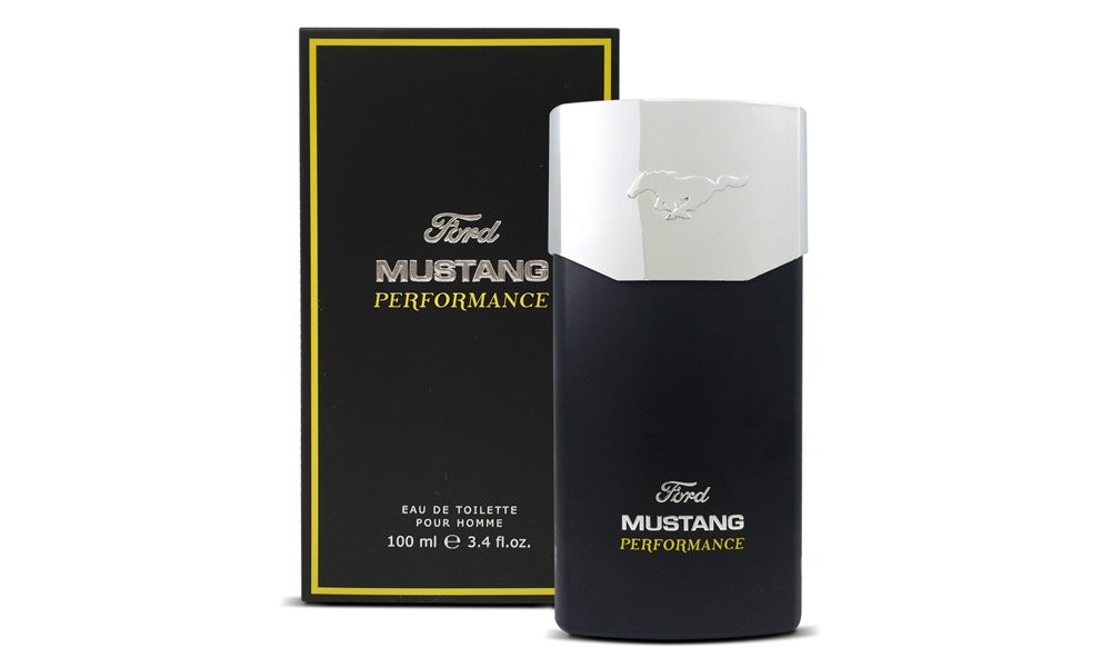 Ford Mustang Performance Eau de Toilette Mustang - Perfume Masculino 100ml