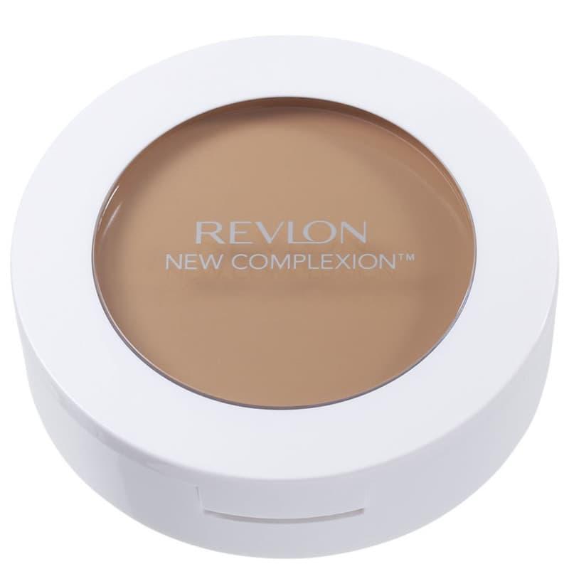 New Complexion One-Step 2 em 1 Revlon - Base Compacta Sand Beige