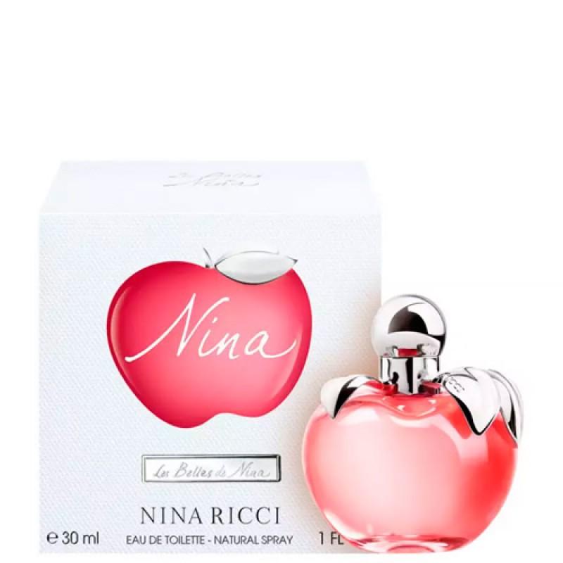 Nina Ricci Eau de Toilette - Perfume Feminino 30ml