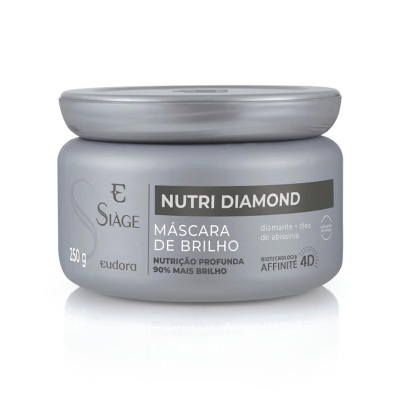 Nutri Diamond Siàge - Máscara Capilar 250g