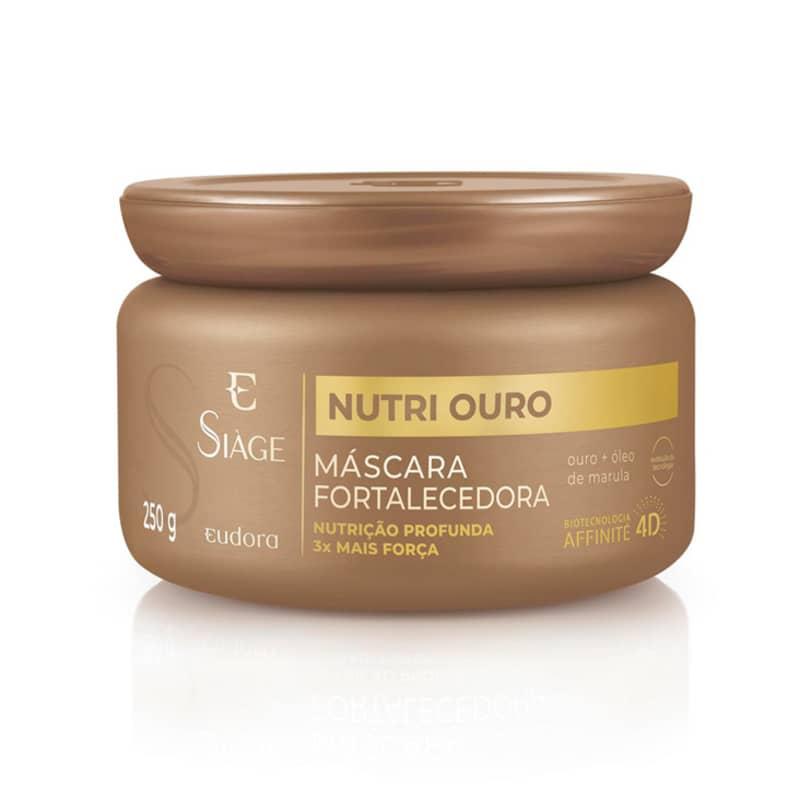 Nutri Ouro Siàge - Máscara Capilar 250g