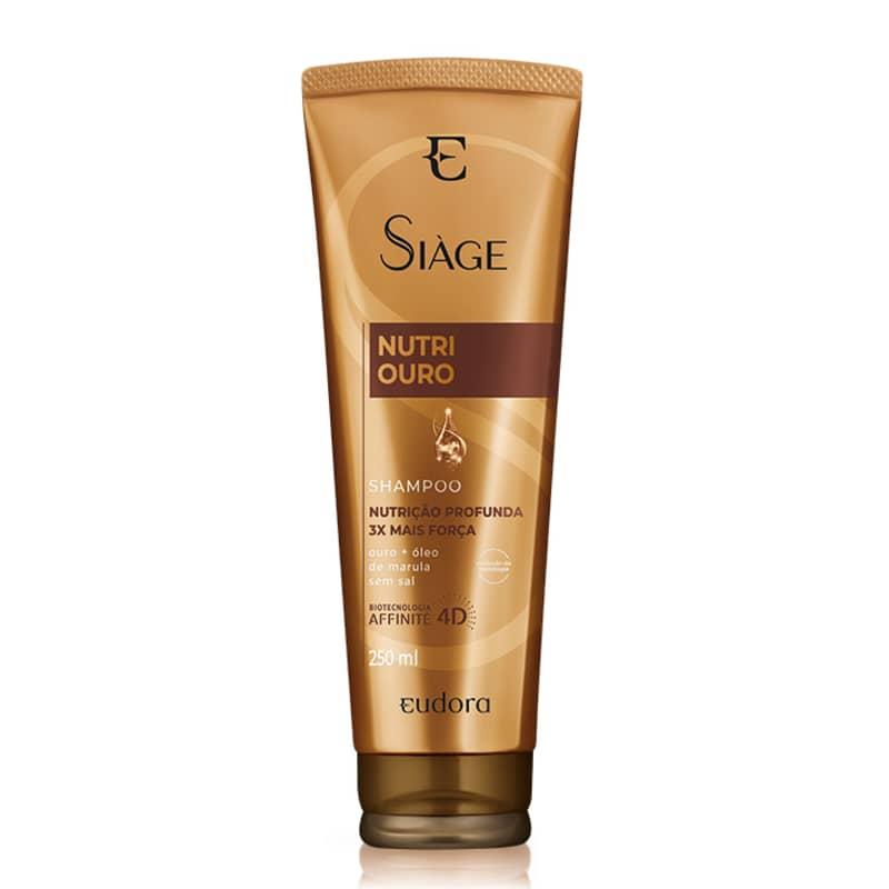 Nutri Ouro Siàge - Shampoo 250ml