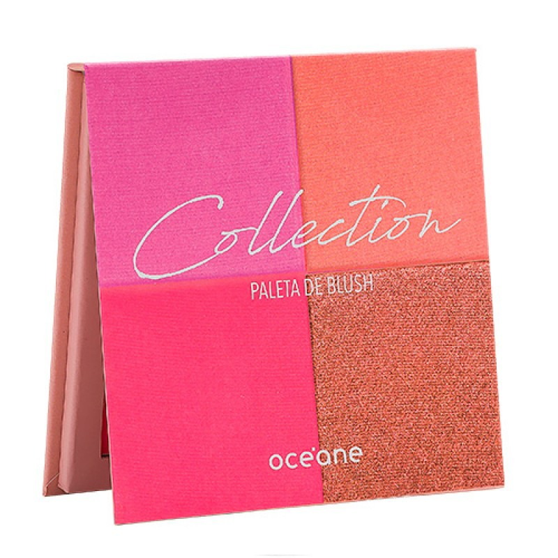 Océane Collection - Paleta de Blush 14,8g