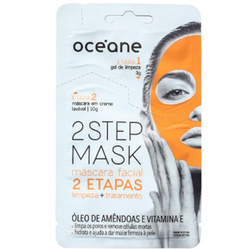 Oceane Dual Step Máscara Facial Amendoa 2 Etapas