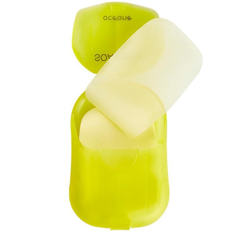 Océane Soap2Go Limão Sabonete em Folhas 30 unidades