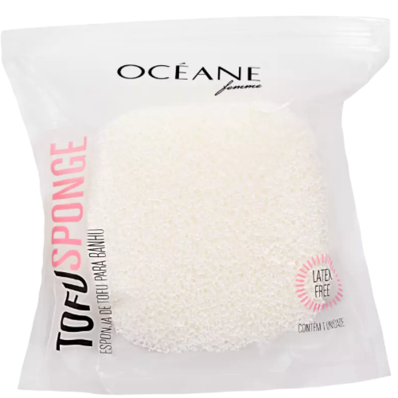 Océane Tofu Sponge - Esponja de Banho