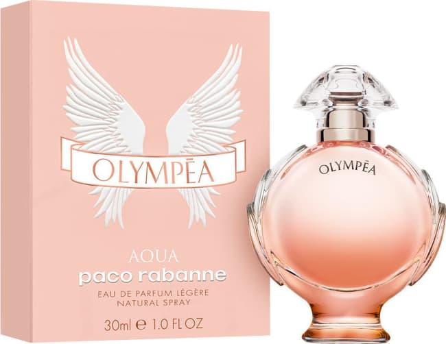 Olympéa Aqua Paco Rabanne Eau de Parfum - Perfume Feminino 30ml