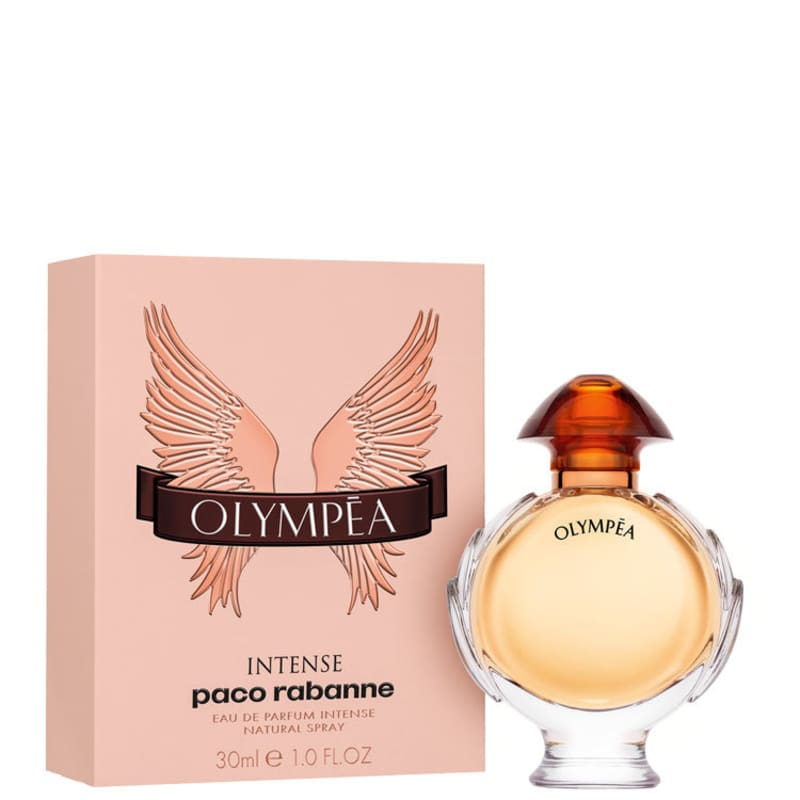 Olympéa Intense Eau de Parfum Paco Rabanne- Perfume Feminino 50ml