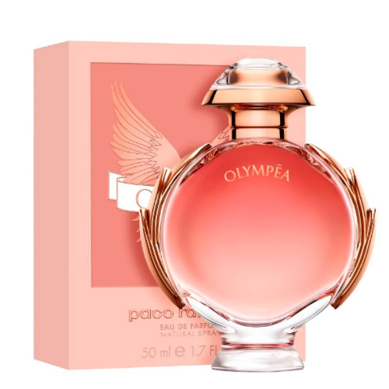 Olympéa Legend Eau de Parfum Paco Rabanne - Perfume Feminino 80ml