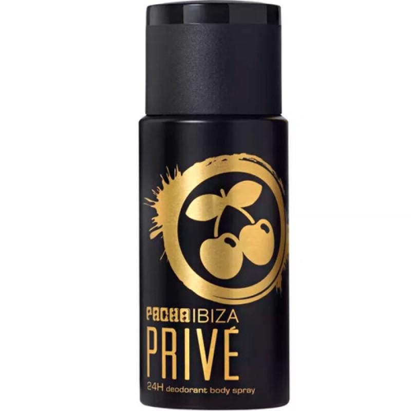 Pacha Ibiza Privé Deo Spray ? Desodorante Masculino 150ml