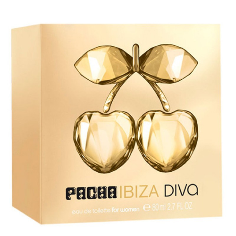 Pacha Queen Diva Eau de Toilette - Perfume Feminino 80ml