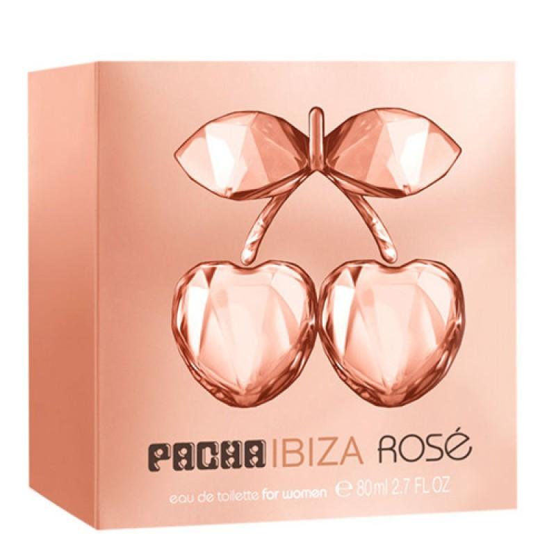 Pacha Queen Rosé Eau de Toilette - Perfume Feminino 80ml