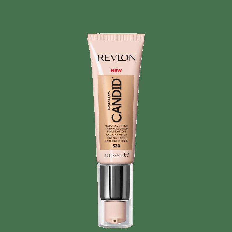 PhotoReady Candid Revlon - Base Líquida Light Honey